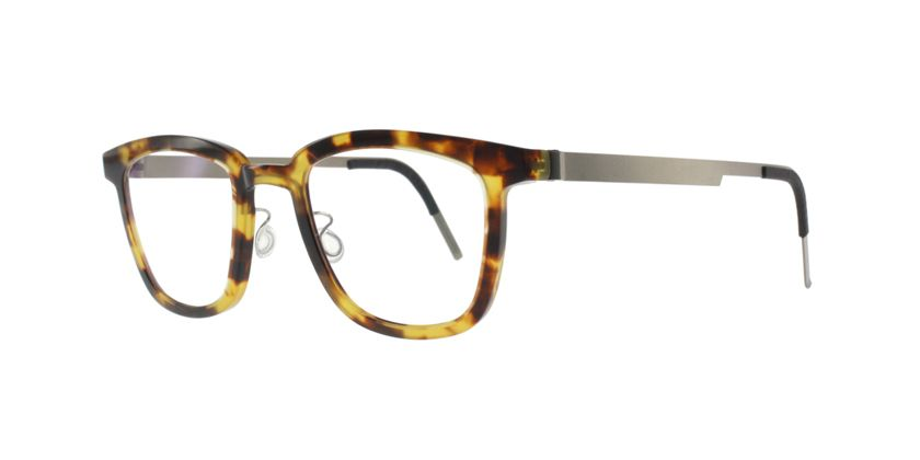 Lindberg ACETANIUM1037AH28 Eyeglasses - 45 Degree View