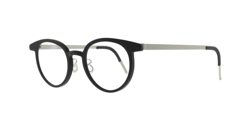 Lindberg ACETANIUM1040AH37 Eyeglasses - 45 Degree View