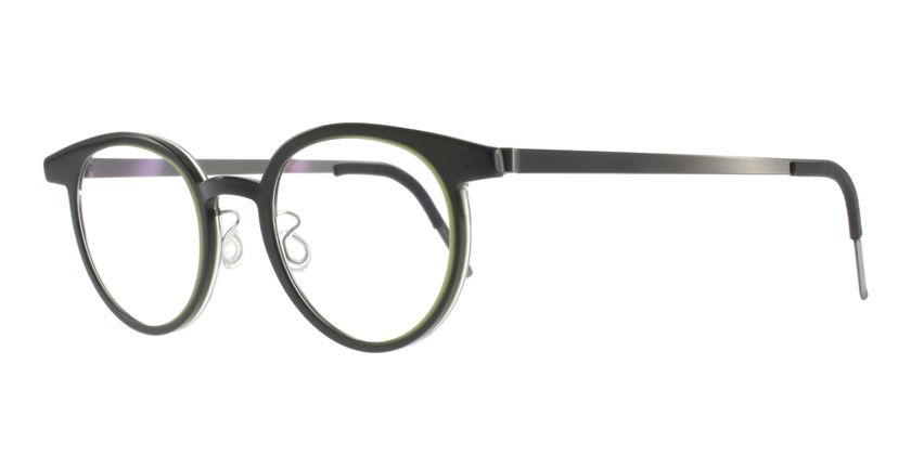 Lindberg ACETANIUM1040AH40 Eyeglasses - 45 Degree View