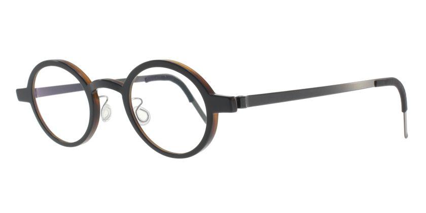 Lindberg ACETANIUM1041AH46 Eyeglasses - 45 Degree View