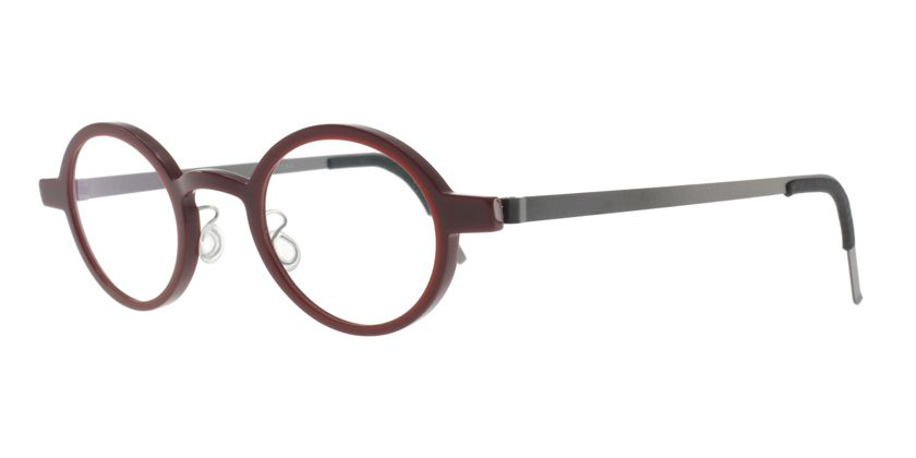 Lindberg ACETANIUM1041AH48 Eyeglasses - 45 Degree View