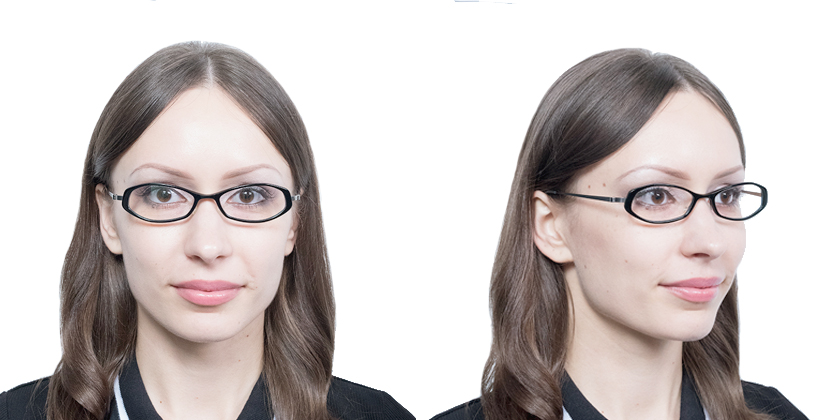 Lindberg ACETANIUM1114AA56 Eyeglasses - Try On View