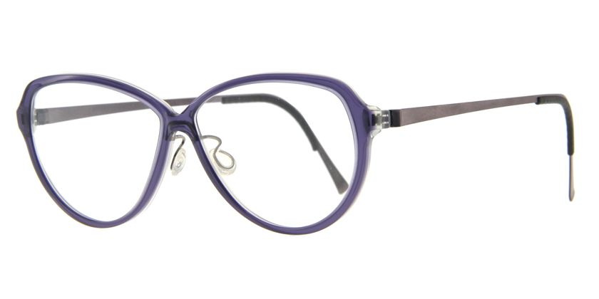 Lindberg ACETANIUM1147AE16 Eyeglasses - 45 Degree View