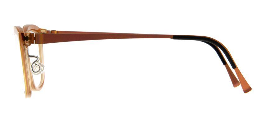 Lindberg ACETANIUM1155AF18 Eyeglasses - Side View