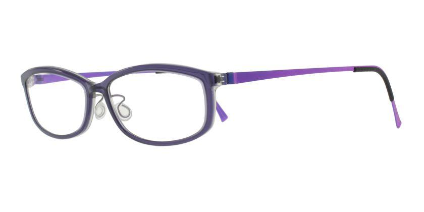 Lindberg ACETANIUM1161AG36 Eyeglasses - 45 Degree View