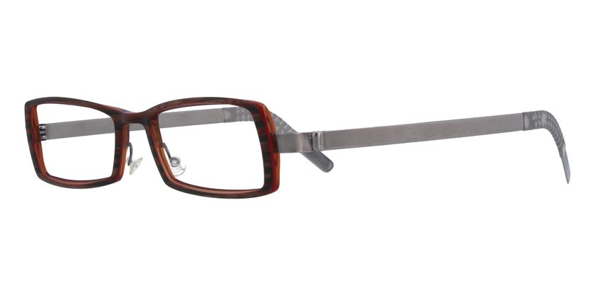 Lindberg ACETANIUM1219AB20 Eyeglasses - 45 Degree View