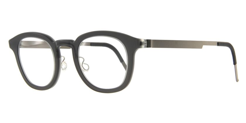 Lindberg ACETANIUM1237AF73 Eyeglasses - 45 Degree View