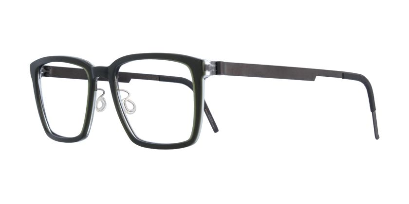 Lindberg ACETANIUM1242AF75 Eyeglasses - 45 Degree View