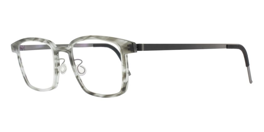 Lindberg ACETANIUM1250AH43 Eyeglasses - 45 Degree View