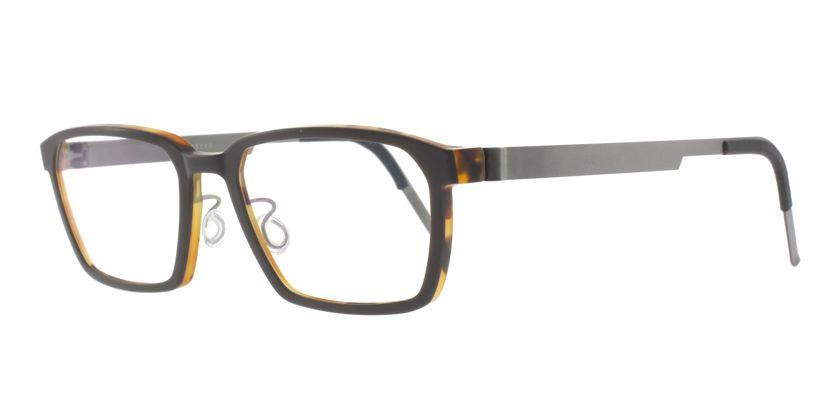 Lindberg ACETANIUM1503AG71 Eyeglasses - 45 Degree View