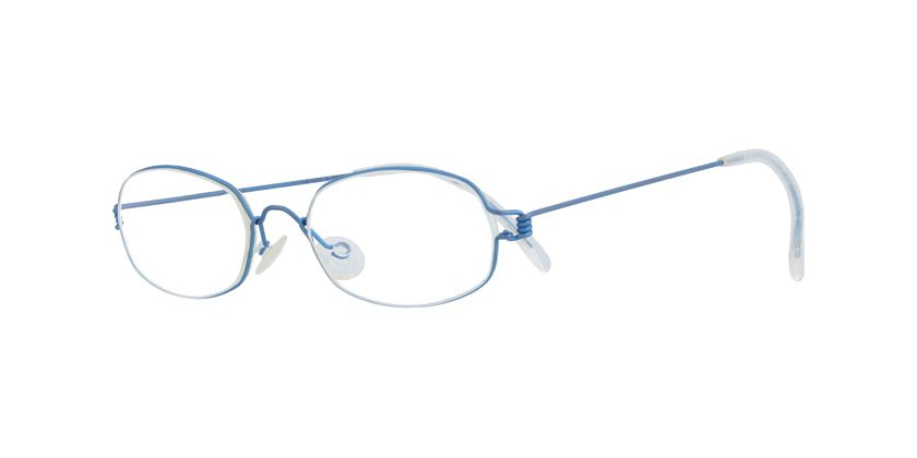 Lindberg F10020 Eyeglasses - 45 Degree View