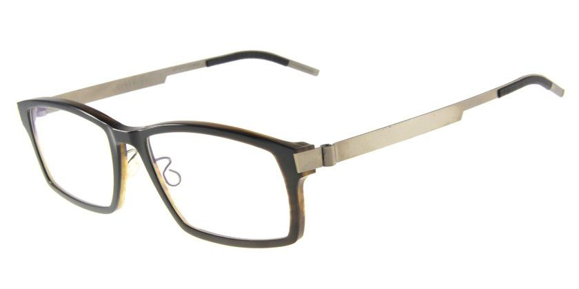 Lindberg HORN1804H1410 Eyeglasses - 45 Degree View