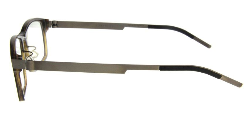 Lindberg HORN1804H1410 Eyeglasses - Side View