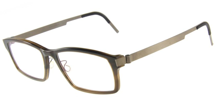 Lindberg HORN1804H1810 Eyeglasses - 45 Degree View