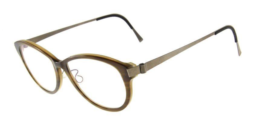 Lindberg HORN1805H2210 Eyeglasses - 45 Degree View