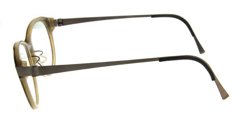 Lindberg HORN1805H2210 Eyeglasses - Side View