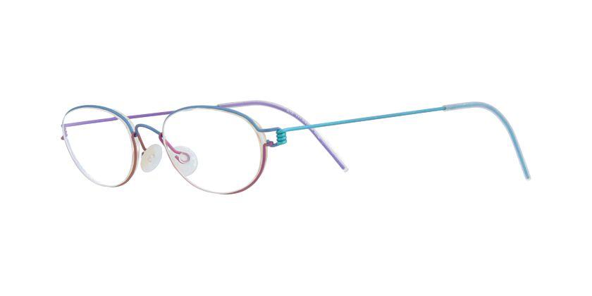 Lindberg KIDS2077 Eyeglasses - 45 Degree View