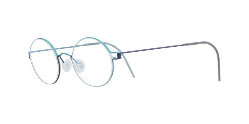 Lindberg KIDS8520 Eyeglasses - 45 Degree View