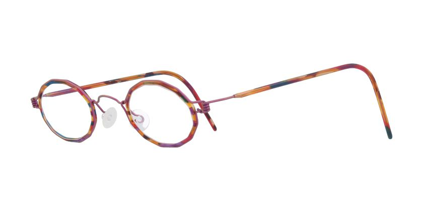 Lindberg KIDSU4 Eyeglasses - 45 Degree View