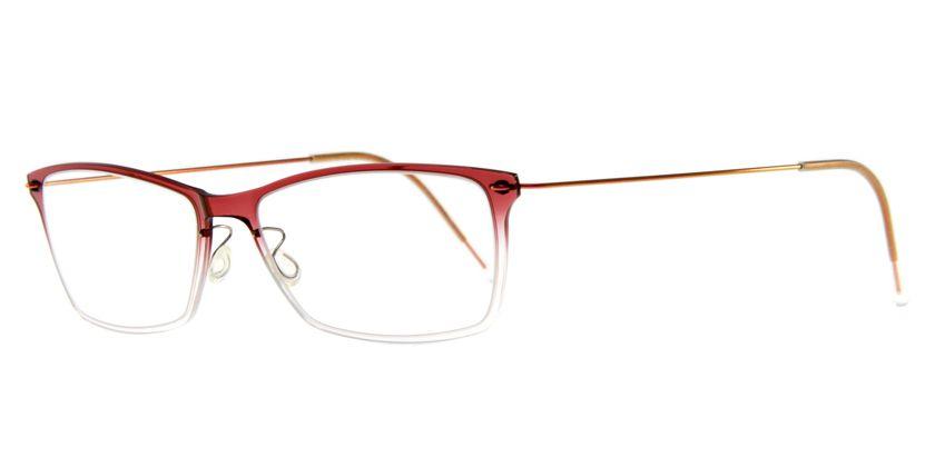 Lindberg NOW6503C03GP70 Eyeglasses - 45 Degree View