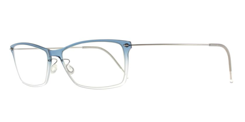 Lindberg NOW6503C08GP10 Eyeglasses - 45 Degree View