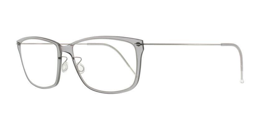 Lindberg NOW6504C07P10 Eyeglasses - 45 Degree View