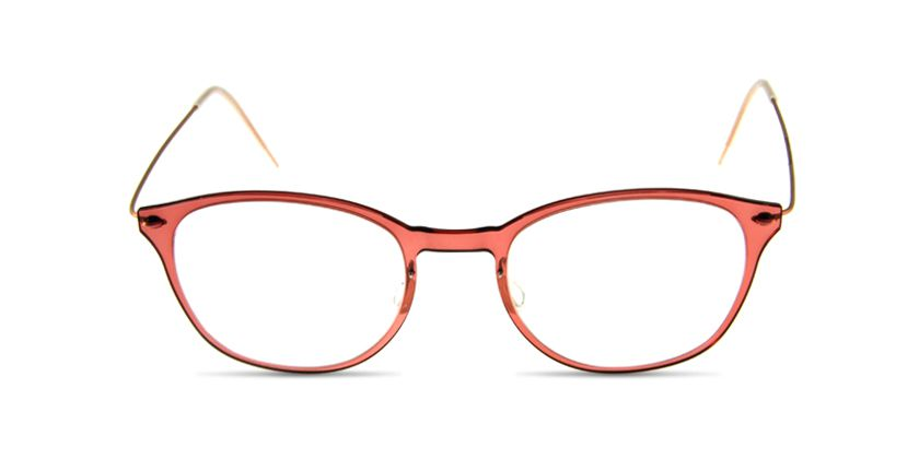 Lindberg NOW6506C0370 Eyeglasses - Front View