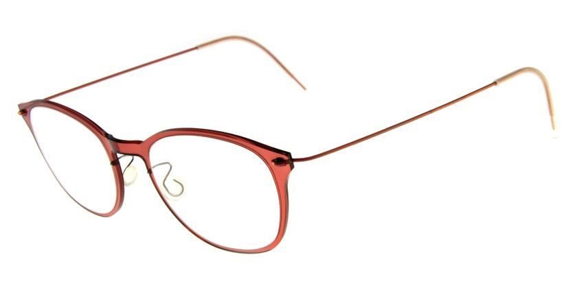 Lindberg NOW6506C0370 Eyeglasses - 45 Degree View