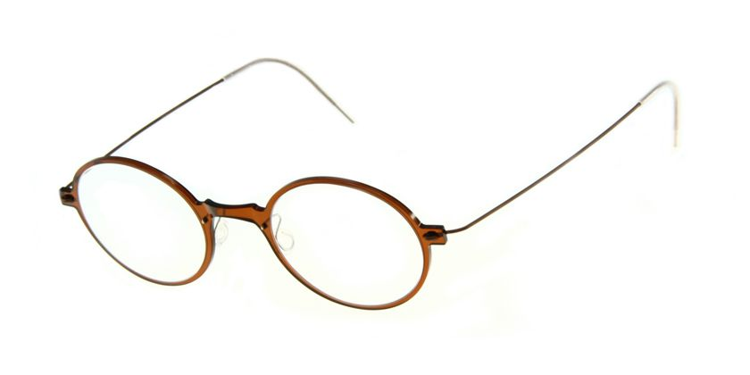 Lindberg NOW6508C02U12 Eyeglasses - 45 Degree View