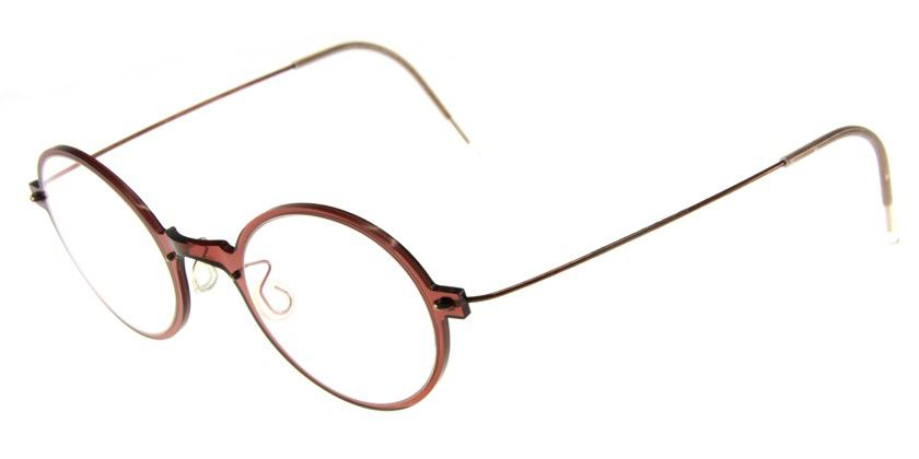 Lindberg NOW6508C04PU12 Eyeglasses - 45 Degree View