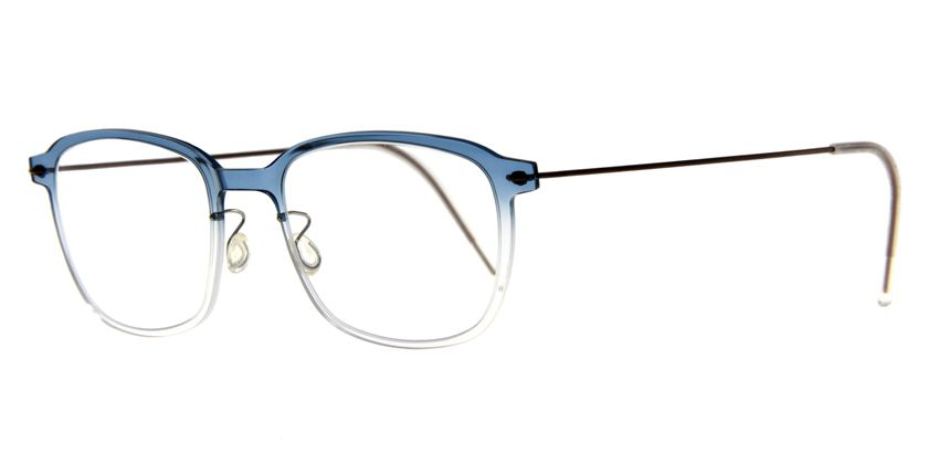 Lindberg NOW6510C08GU12 Eyeglasses - 45 Degree View