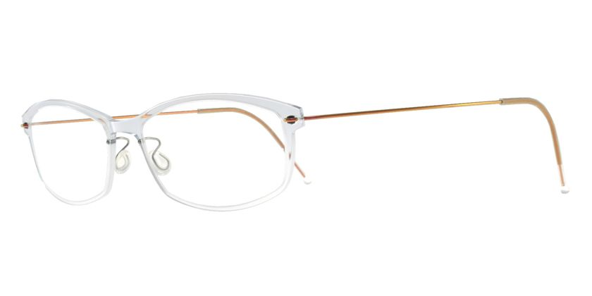 Lindberg NOW6512C01P70 Eyeglasses - 45 Degree View