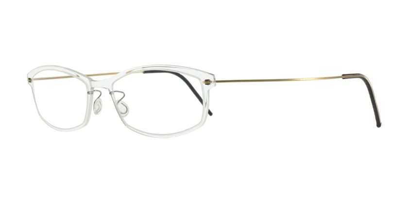 Lindberg NOW6512C01PGT Eyeglasses - 45 Degree View