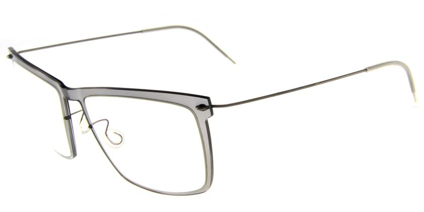 Lindberg NOW6515C0710 Eyeglasses - 45 Degree View