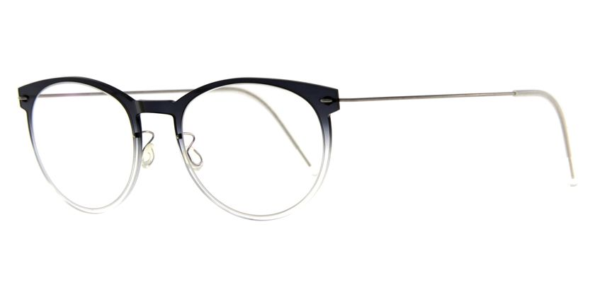 Lindberg NOW6517C06G10 Eyeglasses - 45 Degree View