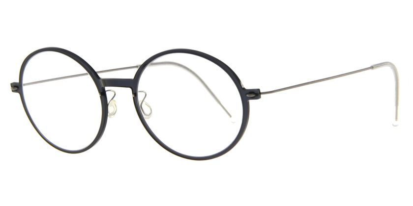 Lindberg NOW6523C0610 Eyeglasses - 45 Degree View