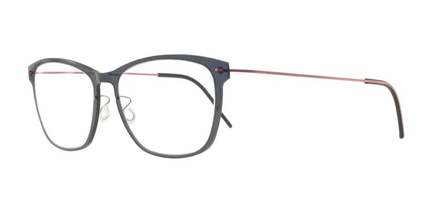Lindberg NOW6525C0670 Eyeglasses - 45 Degree View