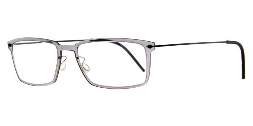 Lindberg NOW6528C07U9 Eyeglasses - 45 Degree View