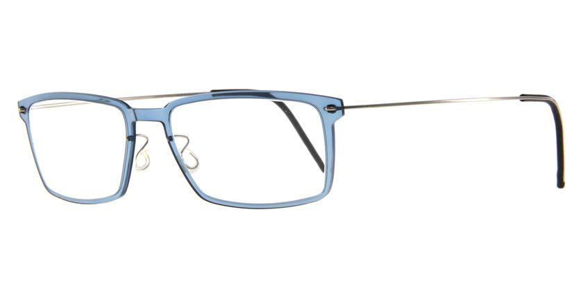 Lindberg NOW6528C08P10 Eyeglasses - 45 Degree View