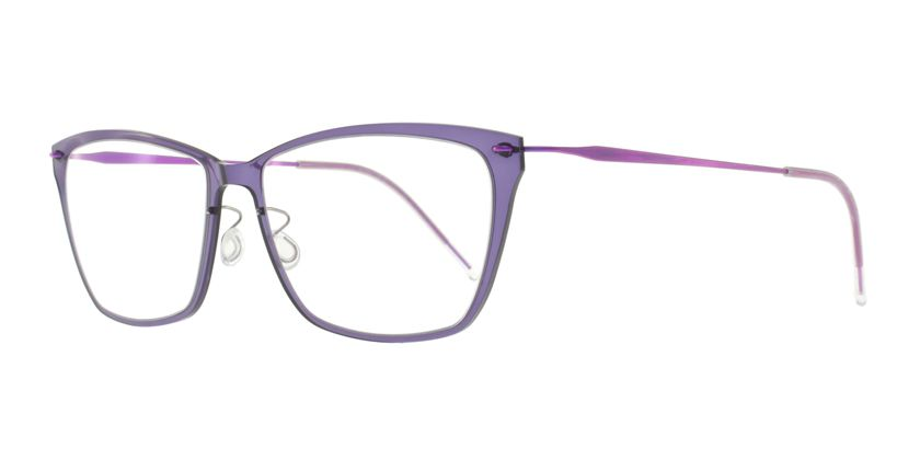 Lindberg NOW6530C1375 Eyeglasses - 45 Degree View
