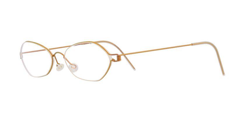 Lindberg RIMATLA60 Eyeglasses - 45 Degree View