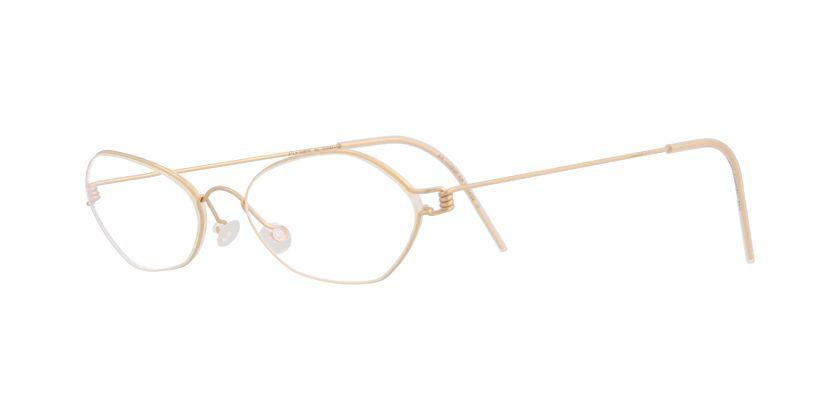 Lindberg RIMATLAGT Eyeglasses - 45 Degree View