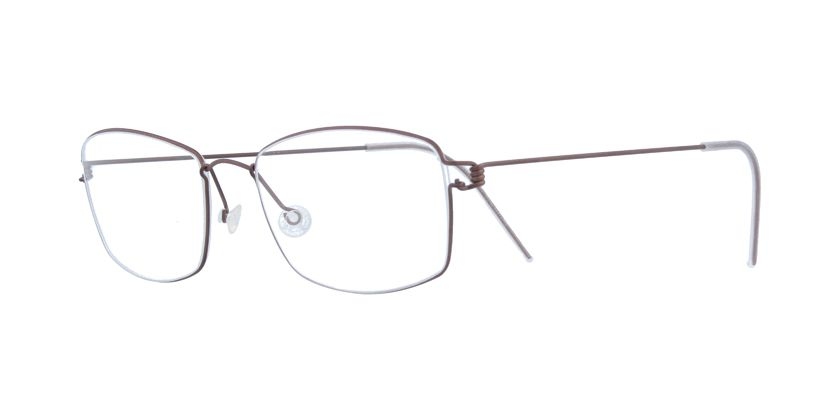 Lindberg RIMCASPERU12 Eyeglasses - 45 Degree View