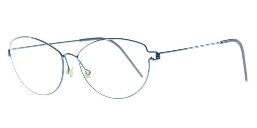 Lindberg RIMCHRISTINAP25 Eyeglasses - 45 Degree View