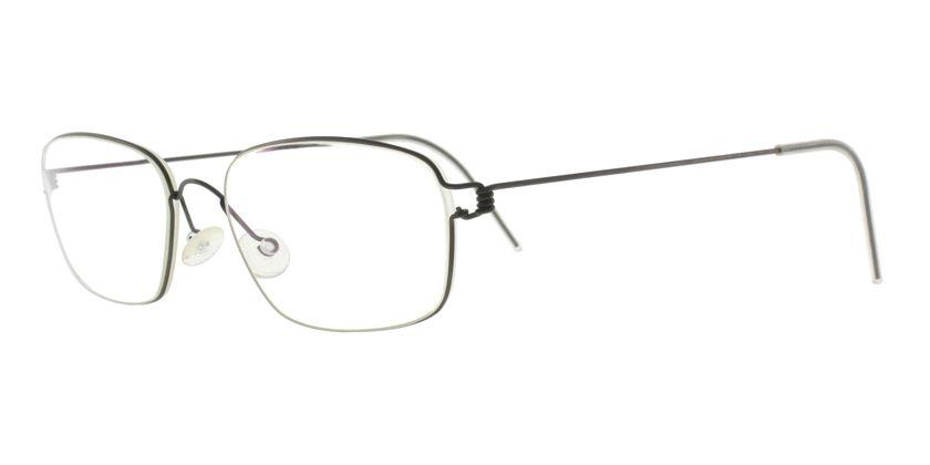 Lindberg RIMJARLU13 Eyeglasses - 45 Degree View