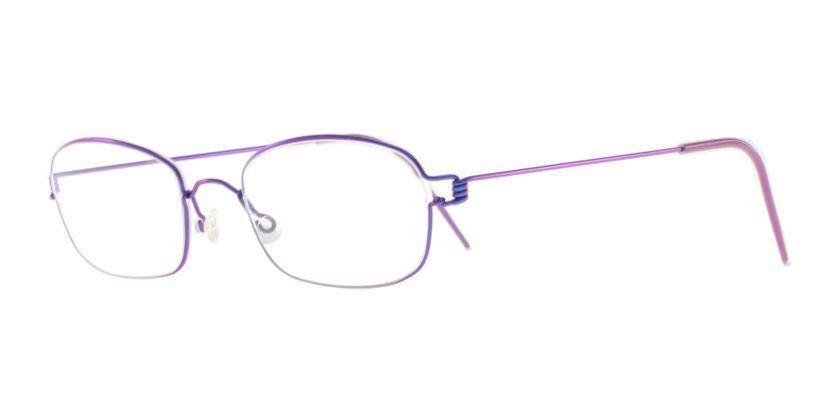 Lindberg RIMJUNOP77 Eyeglasses - 45 Degree View