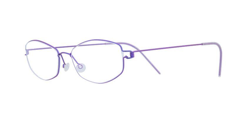 Lindberg RIMMARIA77 Eyeglasses - 45 Degree View