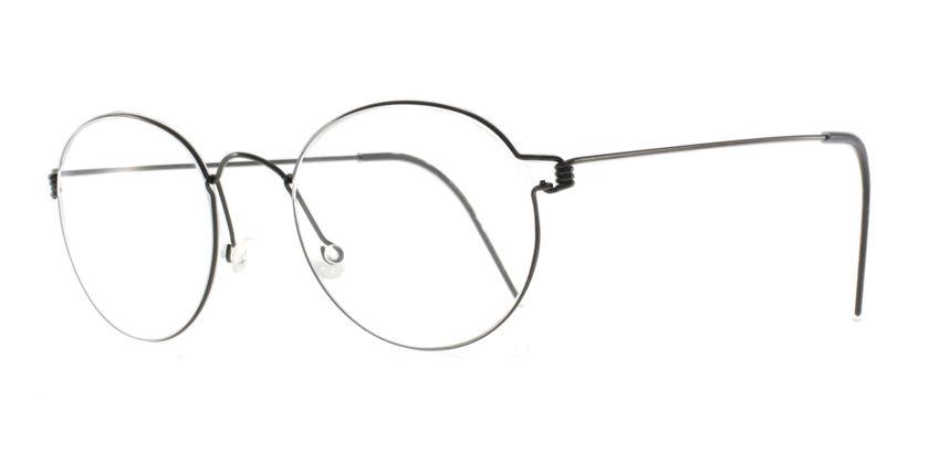 Lindberg RIMMORTENPU9 Eyeglasses - 45 Degree View