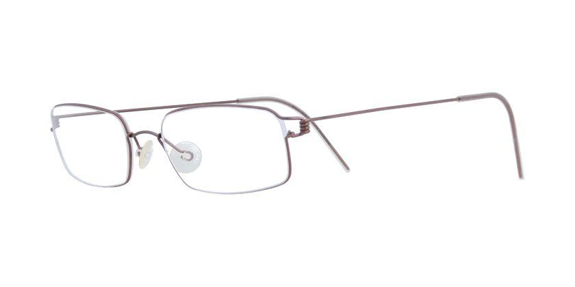 Lindberg RIMMUSCAU12 Eyeglasses - 45 Degree View