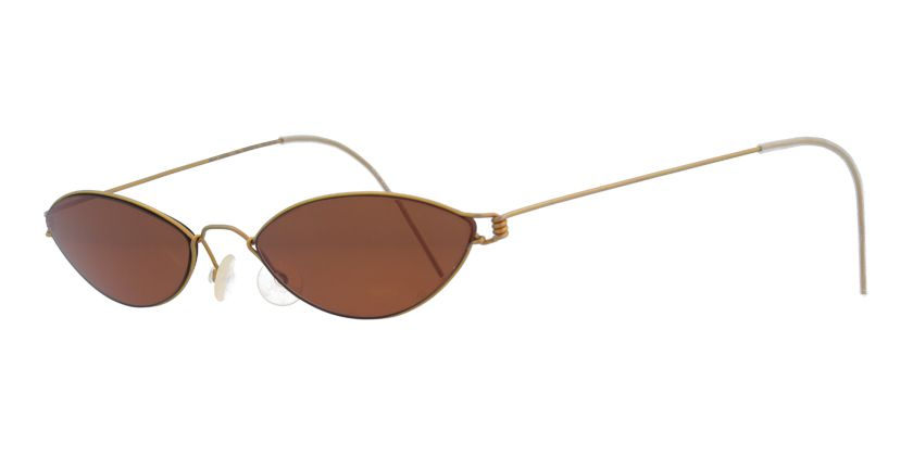Lindberg RIMNOVABR Sunglasses - 45 Degree View